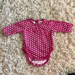 Polka Dot Bodysuit by Children's Place 0-3 Months